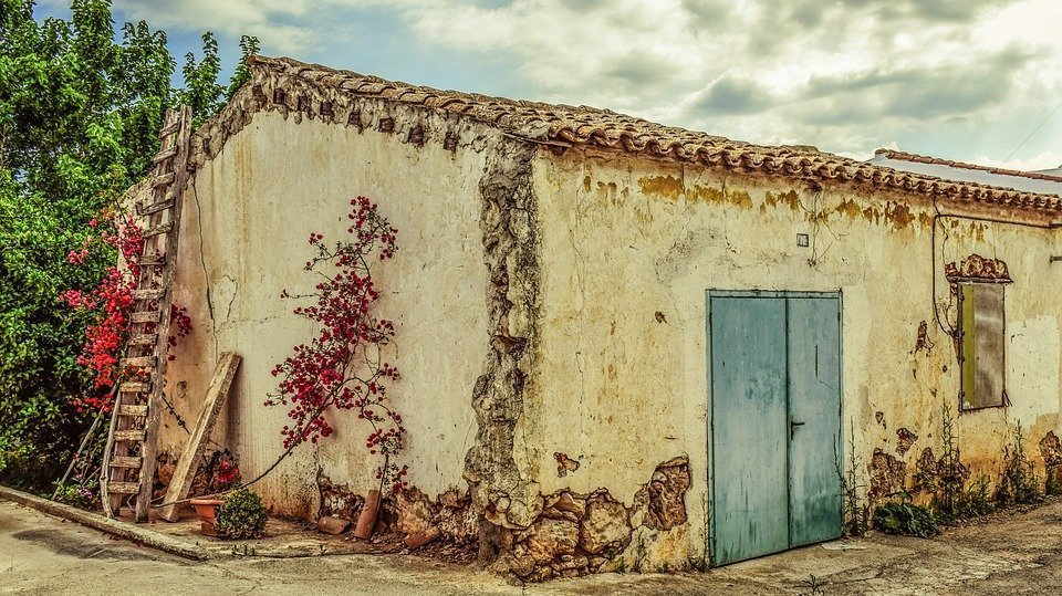 Storehouse, Old, Architecture, Warehouse, Building
