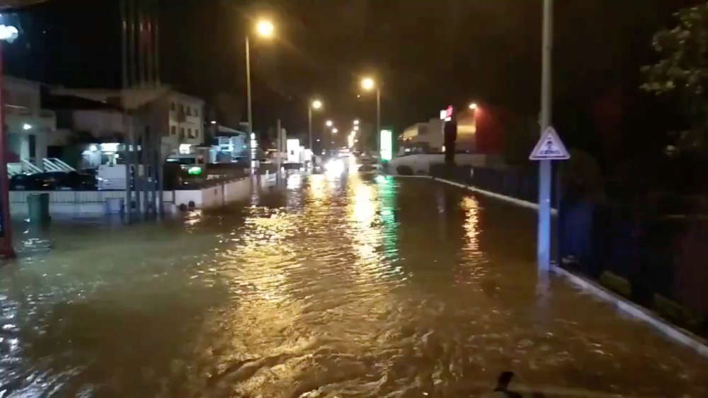 Eight killed in days of storms buffetting Spain and Portugal
