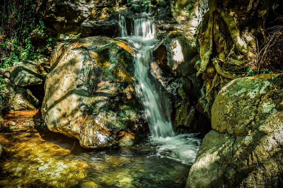 Stream, Water, Creek, Nature, Scenic, Scenery, Rocks