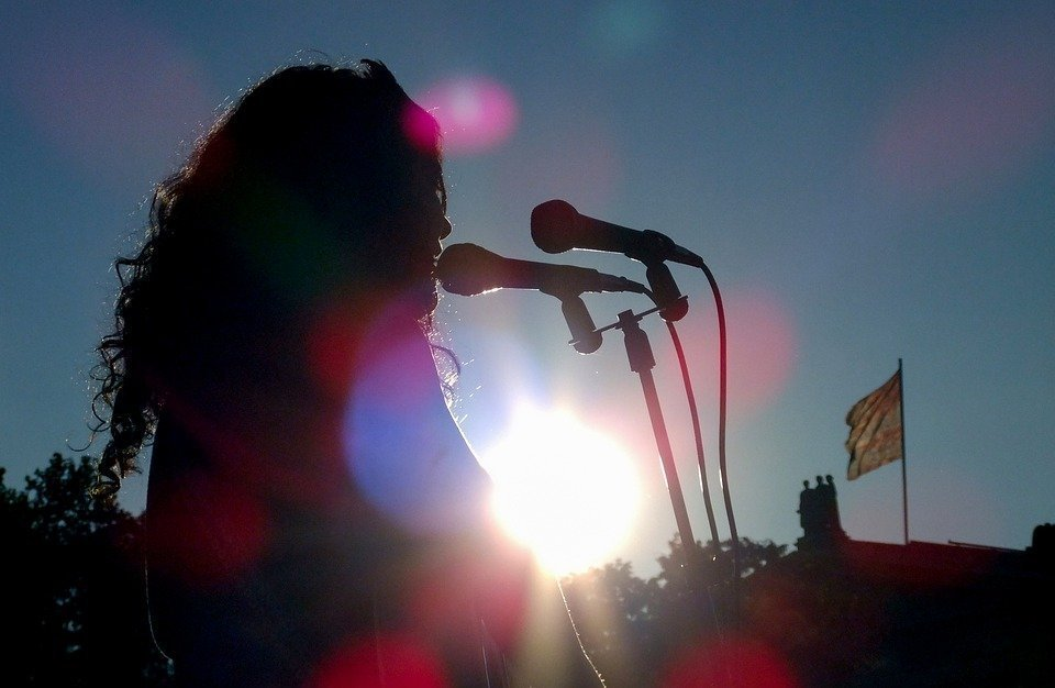 Nina Simone Tribute at Vinylio