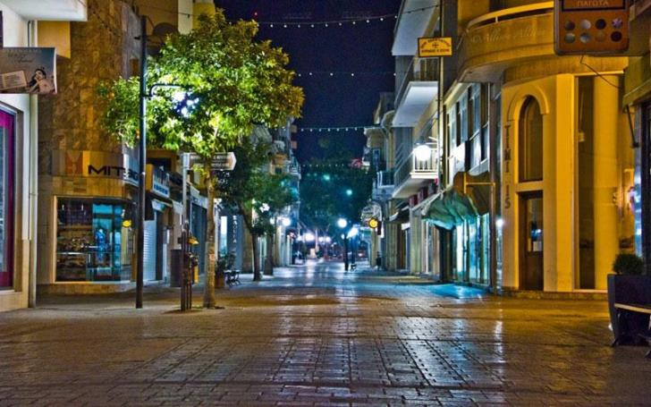 The most expensive shopping streets in Nicosia