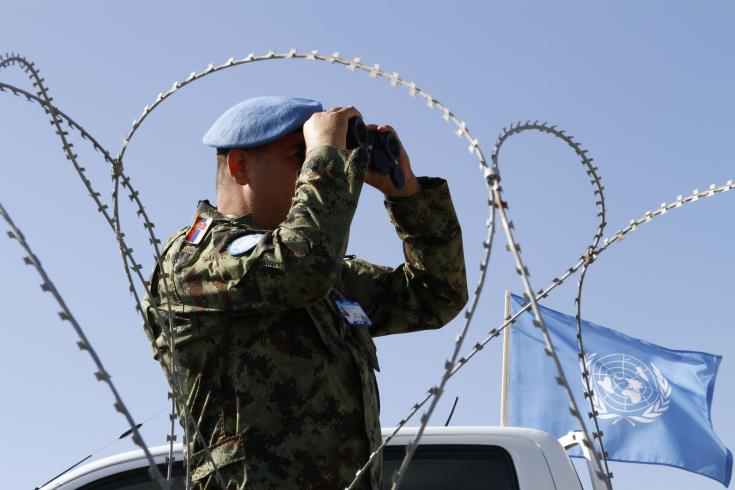 UNFICYP liaising with both sides to reduce tension in Strovilia - CNA
