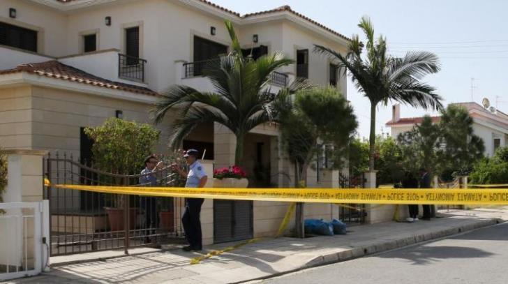 Strovolos murder defendant