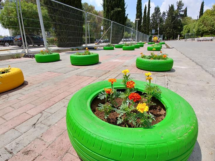 Strovolos Municipality receives Cyprus Green City Award