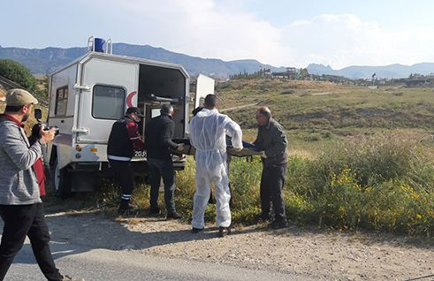 Nine arrested after student found dead in occupied north
