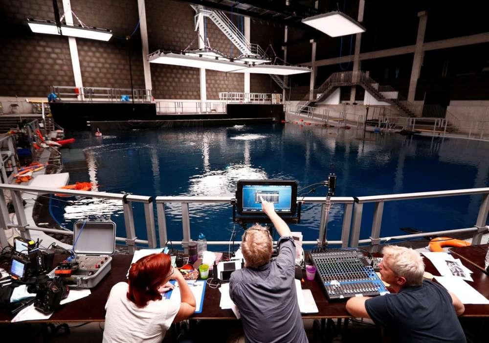 Interest in development of film studios in Cyprus