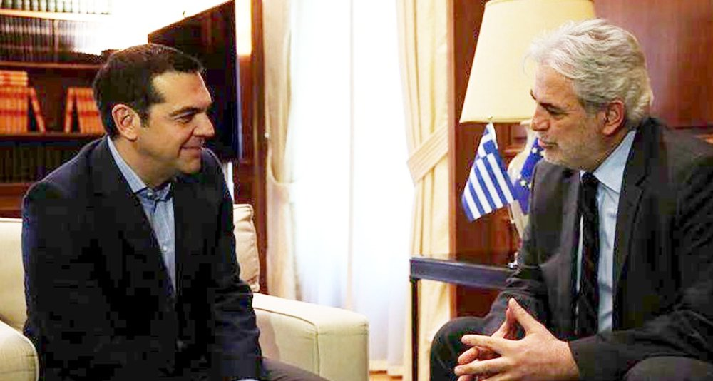 EU Commission's support to Greece 'constant and determined