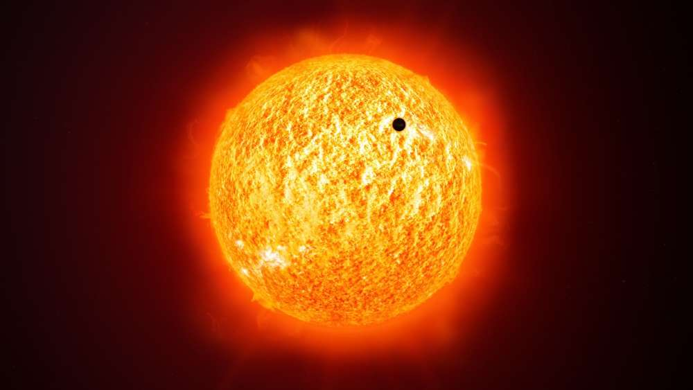 Rare celestial event on Monday