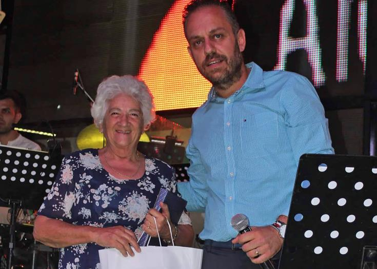 Super gran Despina secures place at University of Cyprus