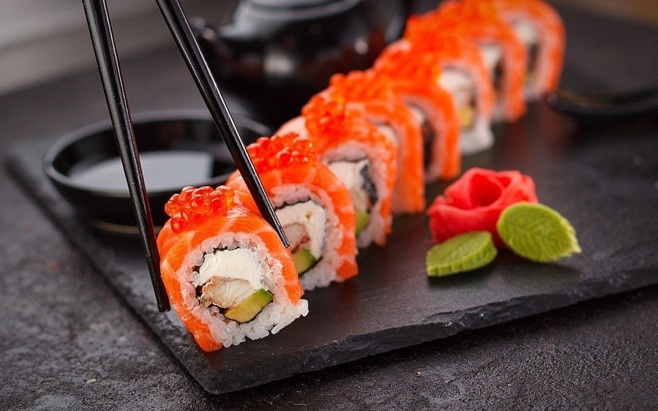 Sushi Yum Yum: the taste of Japan in Nicosia