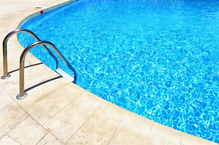Paphos: Fire services free boy after foot caught in pool's skimmer