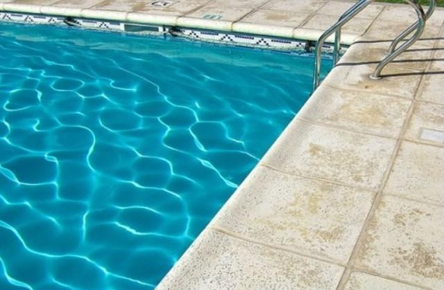 Four year old in serious condition after falling in pool