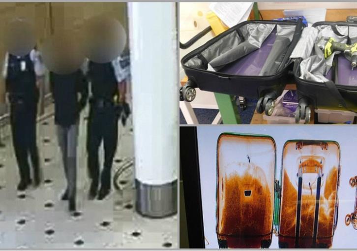 Sydney airport drug suspect is Turkish Cypriot