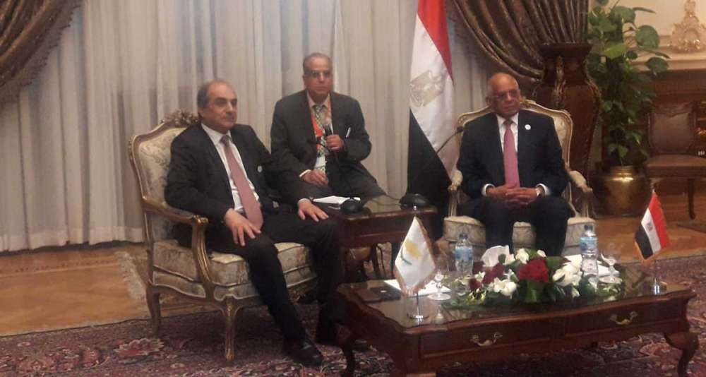 Egypt remains Cyprus' powerful supporter