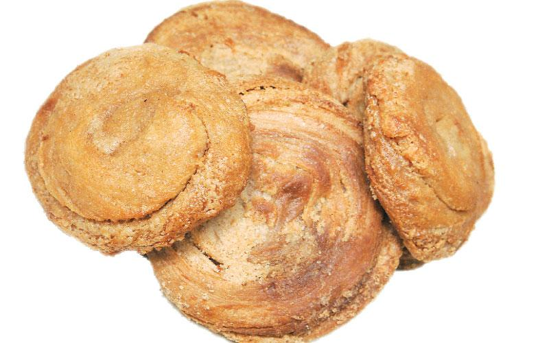 Tahinopita (Tahini pie)