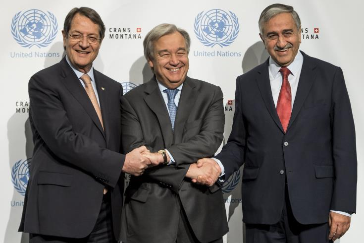 Nicosia hopes for autumn developments that will pave the way for resumption of Cyprus talks