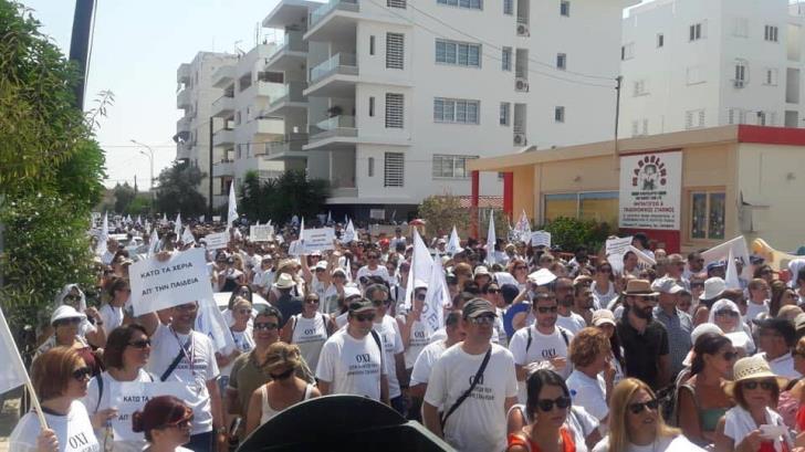Teachers agree to meet President Anastasiades