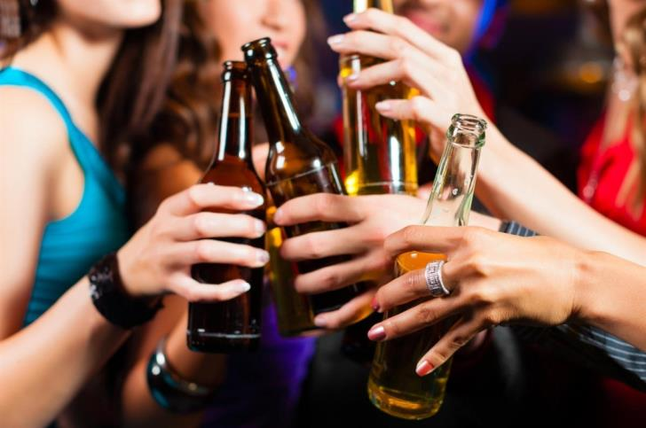 Parents sound alarm over teenage drinking