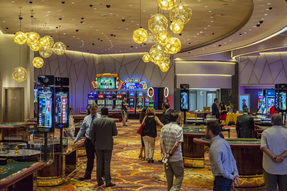 Temporary casino opens in Limassol