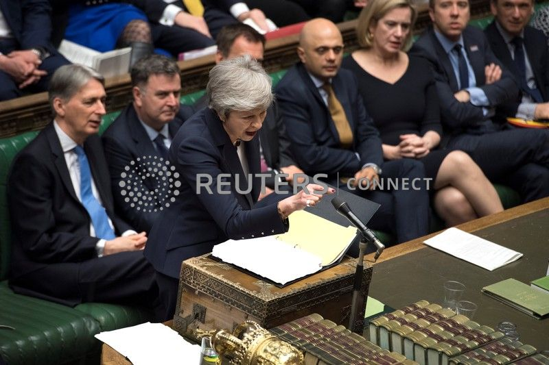 UK opposition Labour: time may come for another no confidence vote in May's government