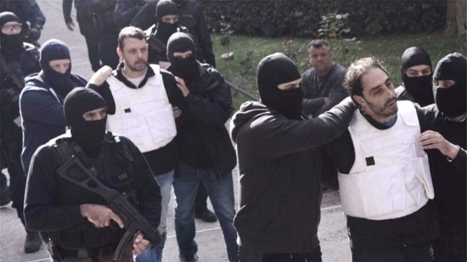 Two men arrested on terrorism charges in Greece remanded in custody