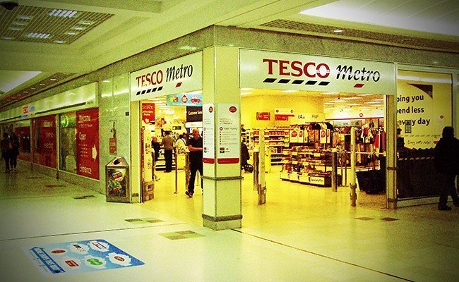 Tesco to cut 4