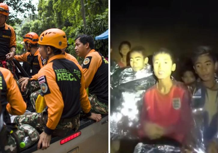 'Limited time' for daring rescue mission to free trapped boys