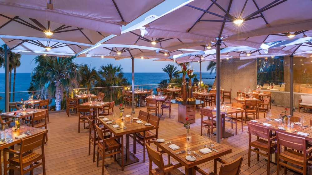 The Grill Room (Amathus Beach Hotel)
