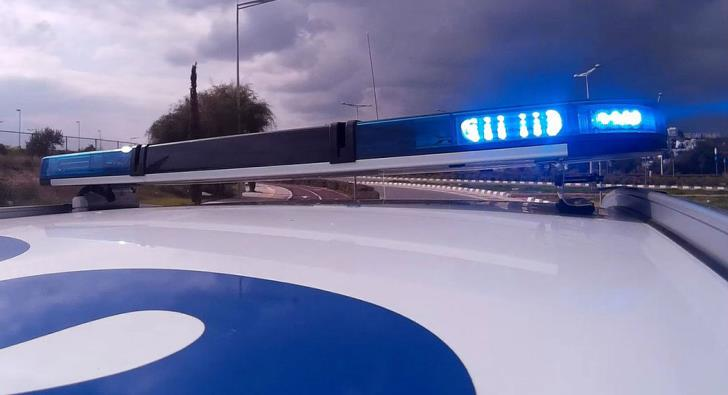 Police searching for Paphos joy rider who crashed car before abandoning it