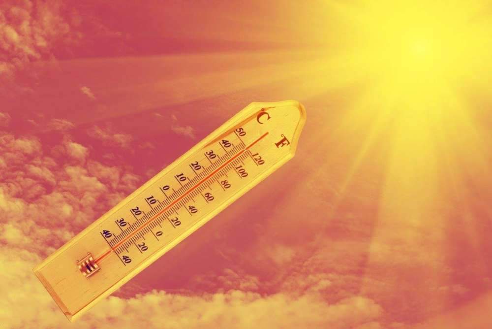 Yellow alert as temperatures to hit 40 C inland
