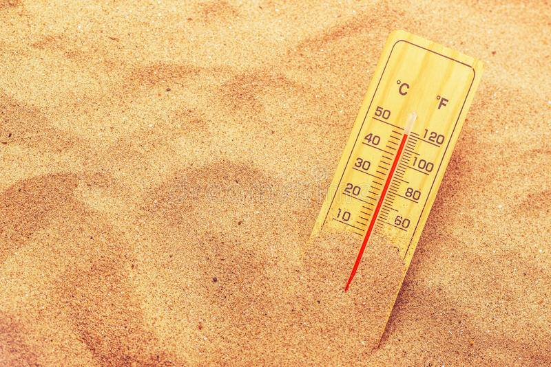 Yellow alert as temps to hit 41 C inland on Thursday