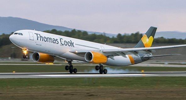 Thomas Cook flights to Copenhagen