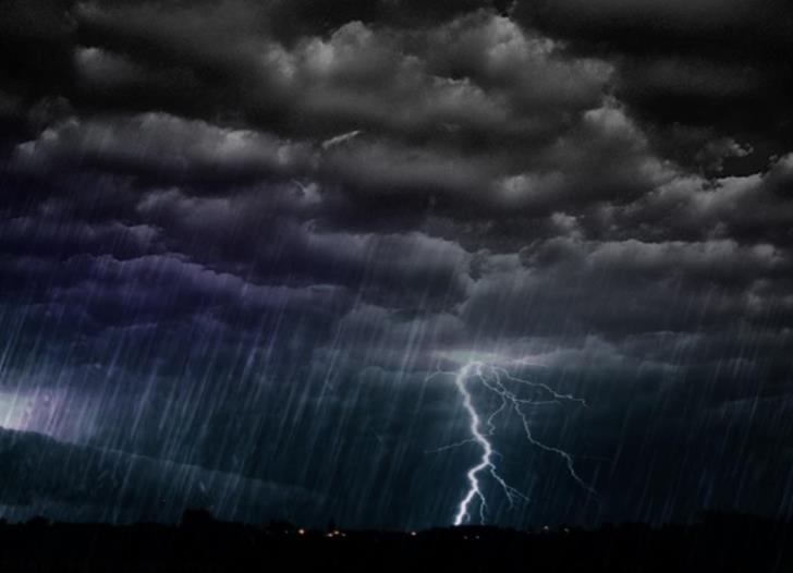 Met office issues thunderstorm warning for Friday