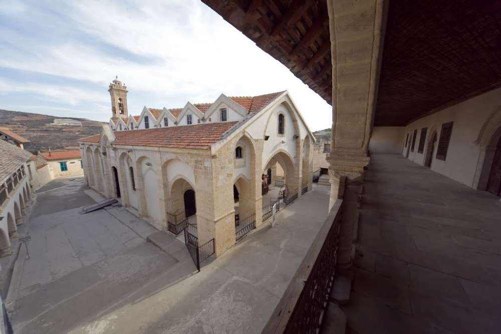 Timios Stavros (Holy Cross) Monastery