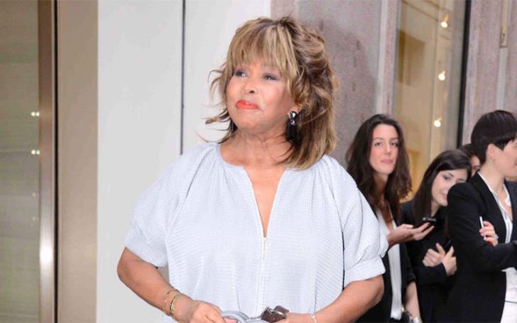 Tina Turner's son found dead in LA in apparent suicide