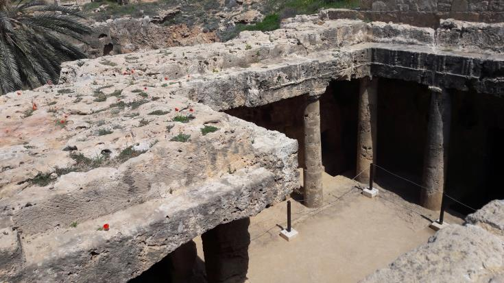 Goverment-Getty Institute collaboration for preservation of Paphos' heritage sites