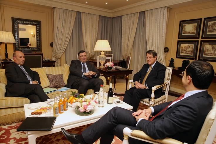 Total reaffirms commitment to Cyprus energy plans