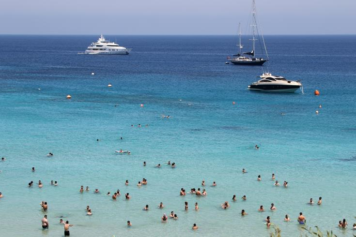 The UK remains the top tourist market for Cyprus