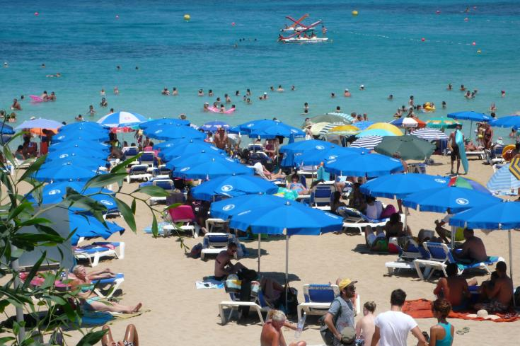 Tourism revenue up 27.8% in March 2018