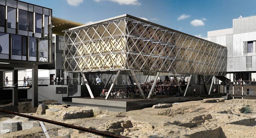 The New Nicosia Town-Hall