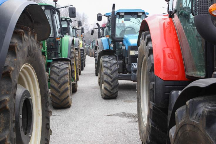 16 year old caught driving mother's tractor