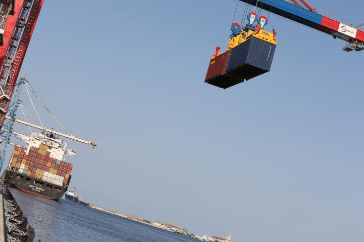 Cyprus' trade deficit increases between January–August 2019