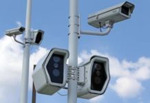 Traffic cameras: This is where they will be installed