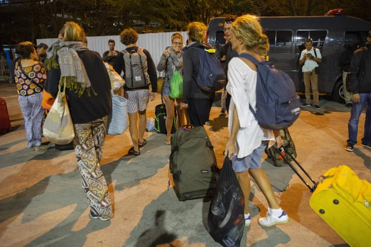 Cypriot travellers turn their backs on Greece