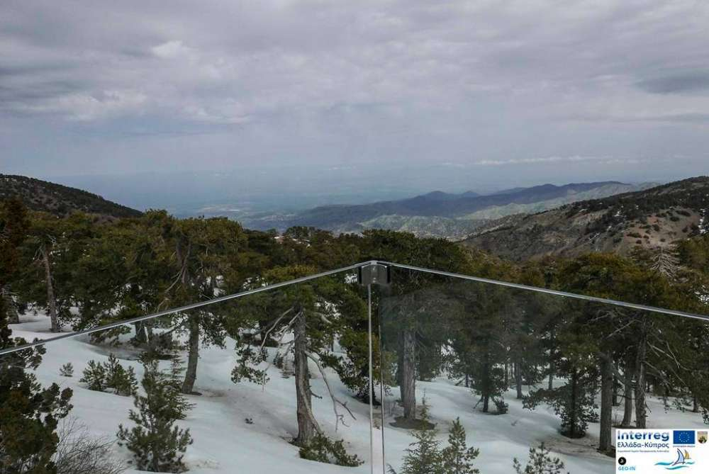 New Troodos observation points offers breathtaking views (photos)