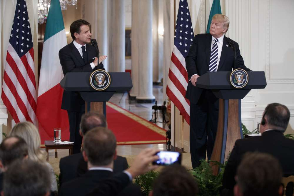 Trump leaves room for negotiation in push for U.S. border wall funds