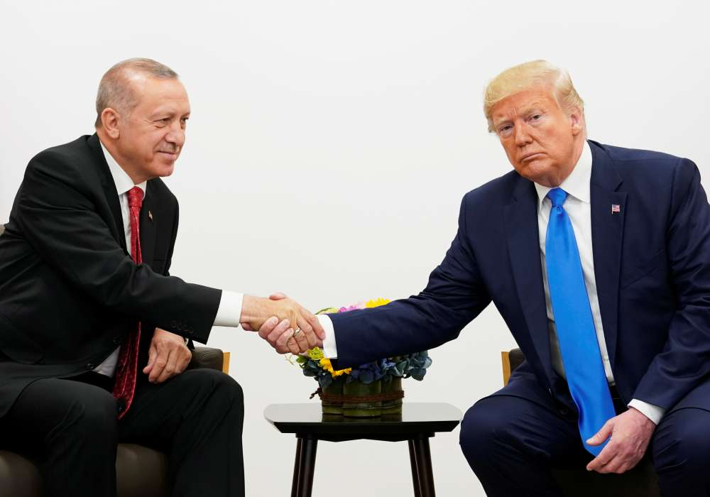 Trump: situation with Turkey complicated