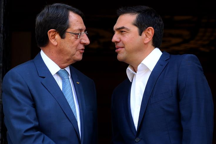 Nicosia and Athens agree to cooperate closely to counter Turkish actions in the region