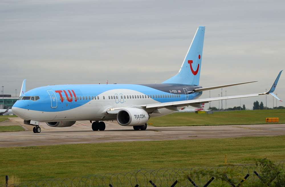 Coronavirus: Tui cancels Paphos Airport flights from 4 UK airports for Saturday