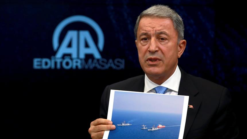 Turkey won't allow Greek interference in East Med activities -minister